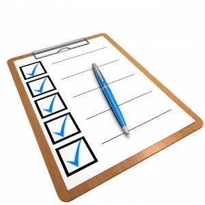 Checklist de cession de cabinet de gestion locative