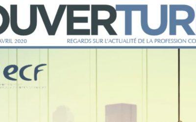 À lire dans le magazine «Ouverture» : la vision d'un cabinet spécialisé dans le rapprochement de cabinets
