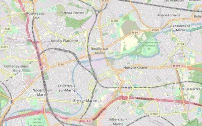 Cabinet d'Administration de Biens et d'Agence Immobilière à vendre – Seine-Saint-Denis (93)