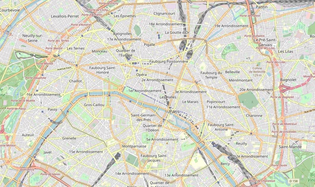 Cabinet d'administration de biens à vendre - Paris